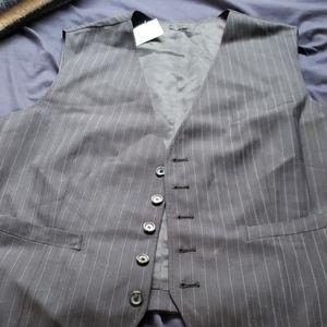Express men's dress vest